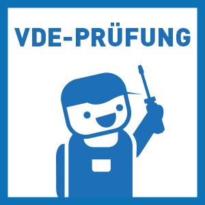 VDE-Prüfung