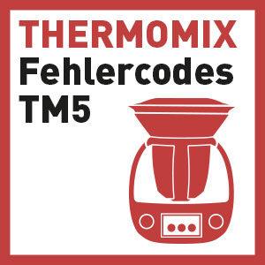 Fehlercodes TM5